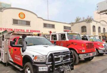 Se agudiza crisis en Bomberos Nuevo León