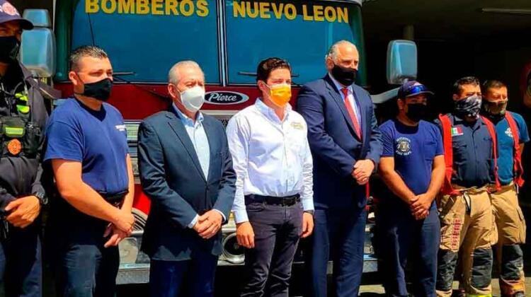 Cerrarían 5 estaciones de Bomberos en Nuevo León