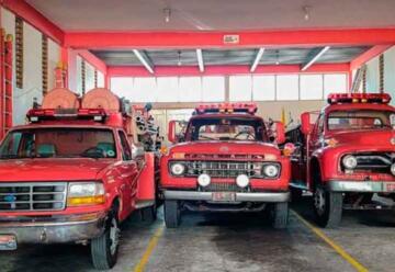Crisis: Bomberos de Sevilla paralizan sus carros