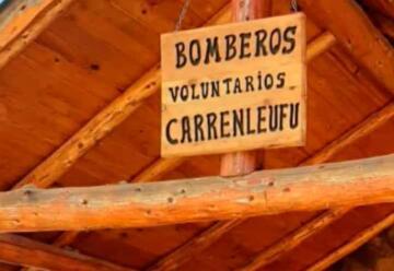 Atacaron el cuartel de Bomberos Voluntarios de Carrenleufú
