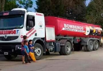 Nueva unidad para Bomberos Voluntarios de Macia