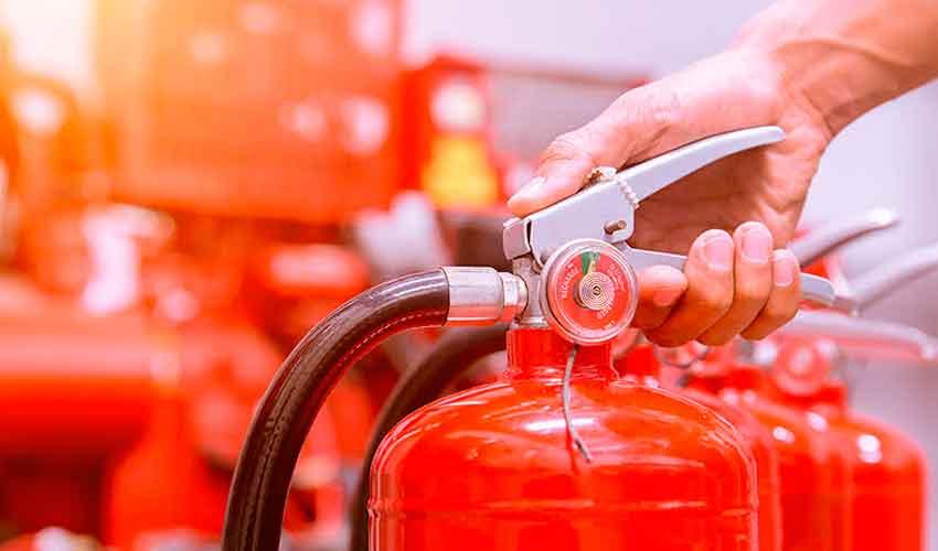 La Confianza en los Extintores de Incendio
