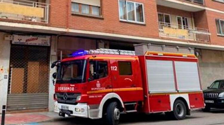Los bomberos de Aranda denuncian la falta de medios
