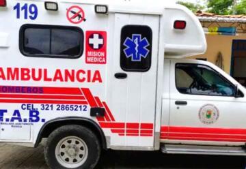 Bomberos de La Plata cuentan con una ambulancia medicalizada