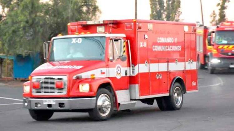 Bomberos de Sagrada Familia reciben carro multipropósito