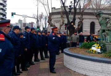 Murió un querido bombero de Lomas de Zamora