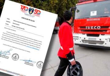 """Despiden a gerente de bomberos por """"doble rendición"""" en compra de carros"""