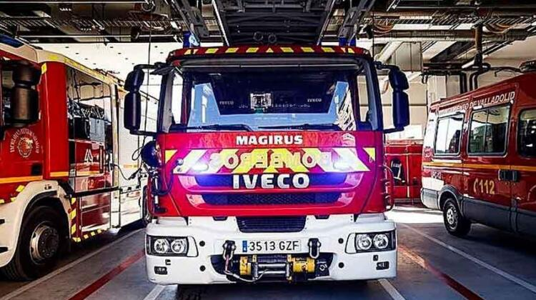 El Ayuntamiento de Valladolid compra un nuevo vehículo de Bomberos