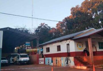 Bomberos de Libertad piden la urgente intervención del cuartel