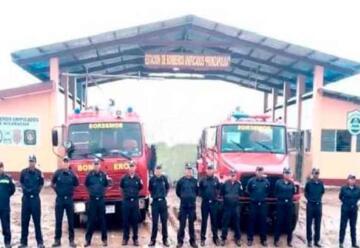 Se inauguró nueva estación de bomberos en Prinzapolka