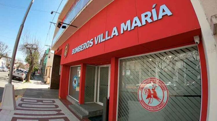 Brote de coronavirus en el cuartel de bomberos de Villa María