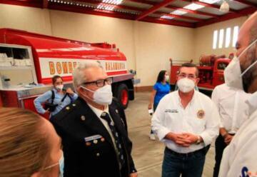 Salamanca necesita una nueva unidad sur de Bomberos