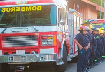 Nuevas unidades de bomberos para la estación que será inaugurada en Tisma