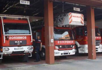 Bomberos de Córdoba contarán con cuatro nuevos vehículos