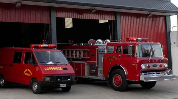 Cortan el servicio de gas al destacamento de bomberos de Don Bosco