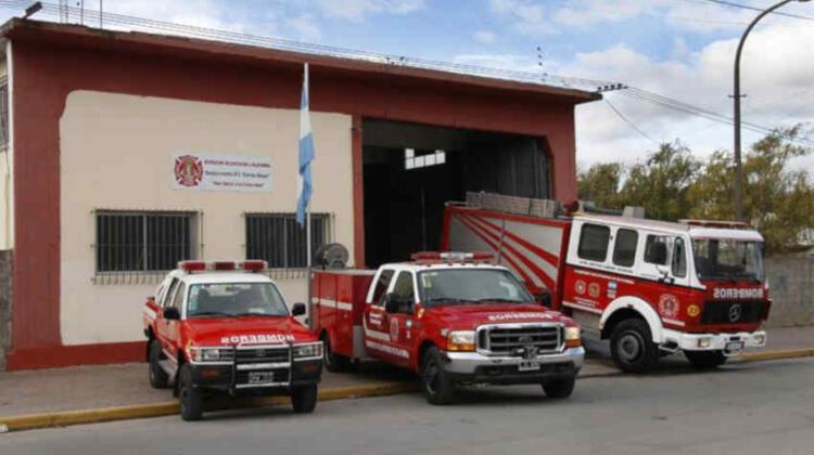 Bomberos Voluntarios de Sierras Bayas cumplen 23 años