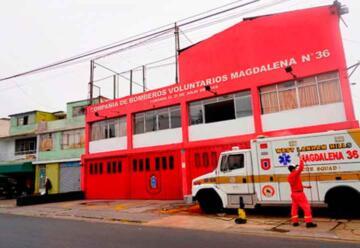 Municipalidad no cuenta con presupuesto para reubicar a bomberos