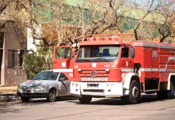 Bomberos de Rama Caída buscan ayuda para adquirir su primer camión