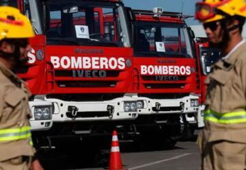 Bomberos Voluntarios de Chile cumple 170 años