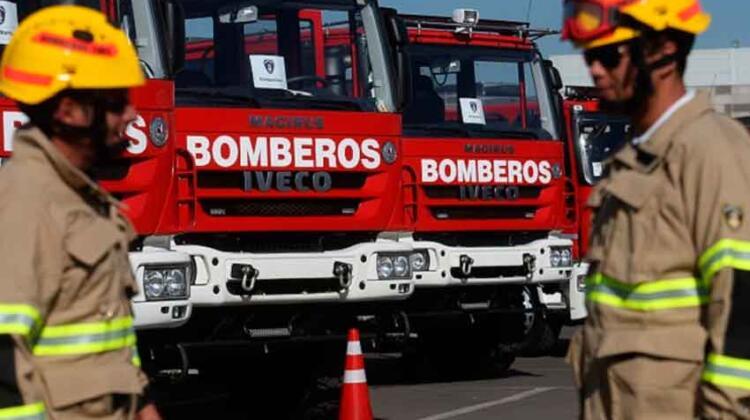 Bomberos de Chile cumple 170 años