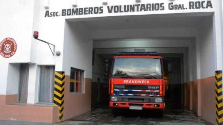 Bomberos retirados de Roca llevaron sus reclamos a Viedma