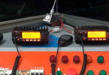 Nuevo sistema repetidor para Bomberos Voluntarios de Arrecifes
