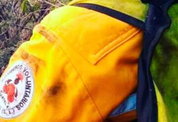 Un bombero de Tilisarao se accidentó al caer de un techo