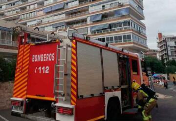 Bomberos crean un lector QR que ayuda a apagar incendios
