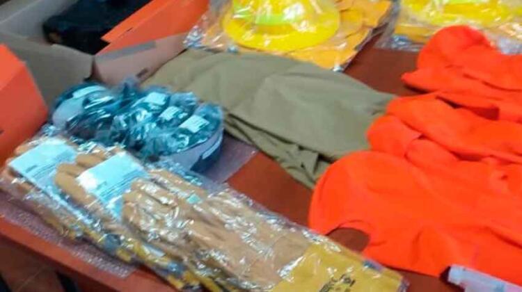 Bomberos Voluntarios Devoto recibió nuevo equipamiento