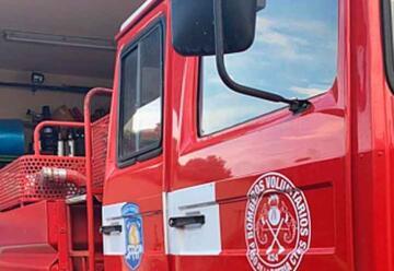 Francia donará un camión a Bomberos de Paso de la Patria