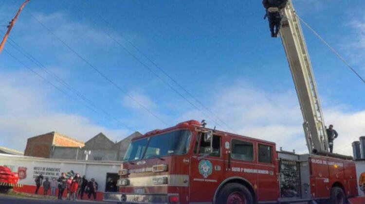El Museo de bomberos reabrió sus puertas a la comunidad