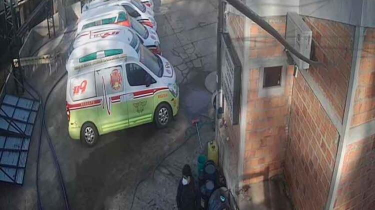Bomberos denuncian robo de equipo para rescatar personas
