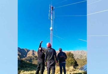 Bomberos de Merlo ya tiene en servicio su nuevo sistemas de comunicaciones