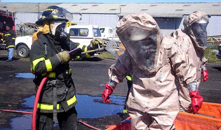 Emergencias con Materiales Peligrosos