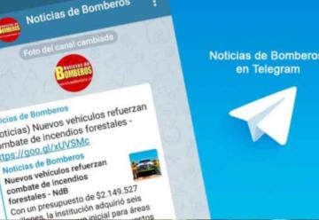 Súmate a nuestro Canal de Telegram