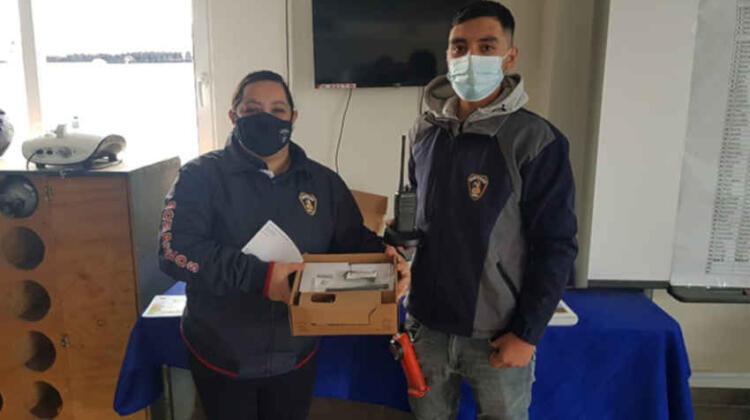Bomberos de Mostazal adquieren nuevos equipos para emergencias