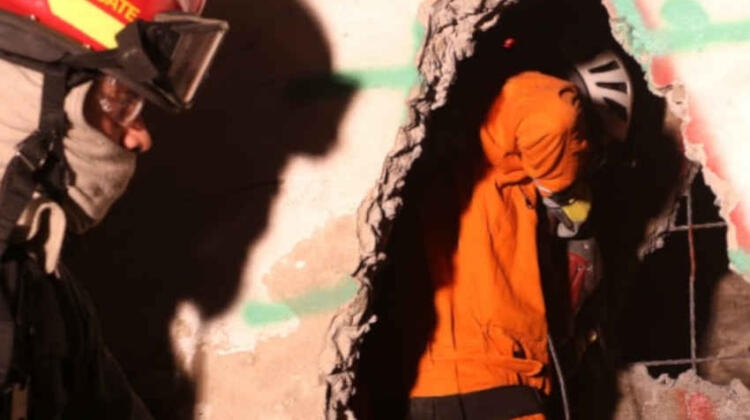 CUO: Taller de Inducción Brigadas USAR