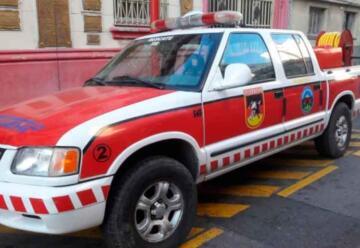 Bomberos de San José del Morro compraron vehículo con colectas solidarias