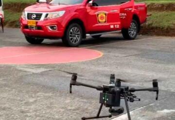 Nuevos equipos de alta tecnología para Bomberos de Pereira