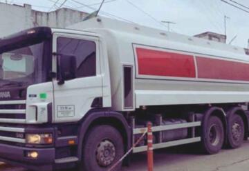 Bomberos informaron la adquisición de un nuevo camión cisterna