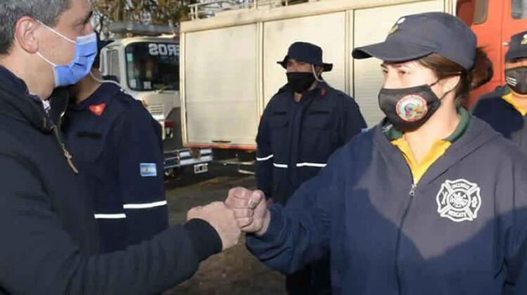 Bomberos Voluntarios de Tucumán recibirán subsidios