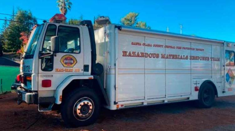 Bomberos de Guaymas con vehículo nuevo
