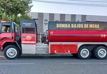 8° Compañía de Bomberos de Puente Alto lanza campaña para recaudar fondos