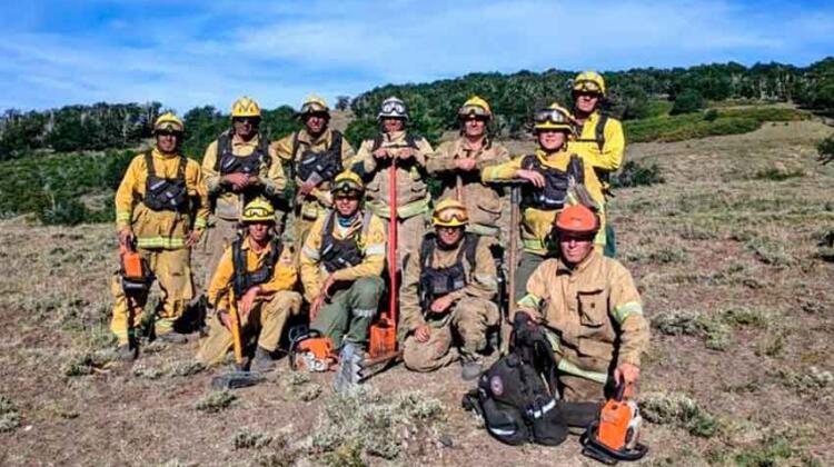 Bomberos de Capilla del Monte festejaron 40 años de vida