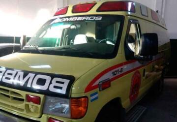 VENTA: Ambulancia Ford Super Duty
