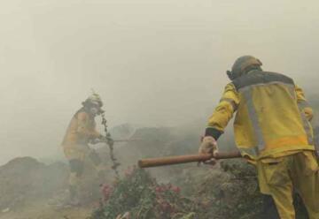 Bomberos piden seguro de vida e indumentaria para sofocar incendios