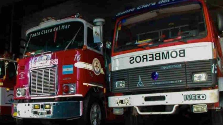 Bomberos Voluntarios de Santa Clara cumple 39 años