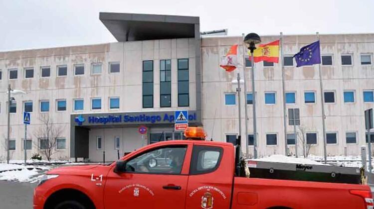 Los bomberos de Miranda sumarán una nueva pick-up