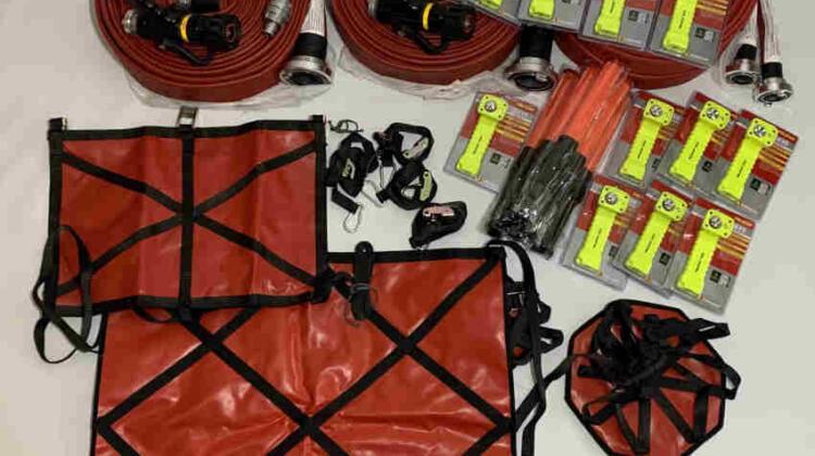 Bomberos de Buenos Aires adquirieron equipamiento para rescate vehicular