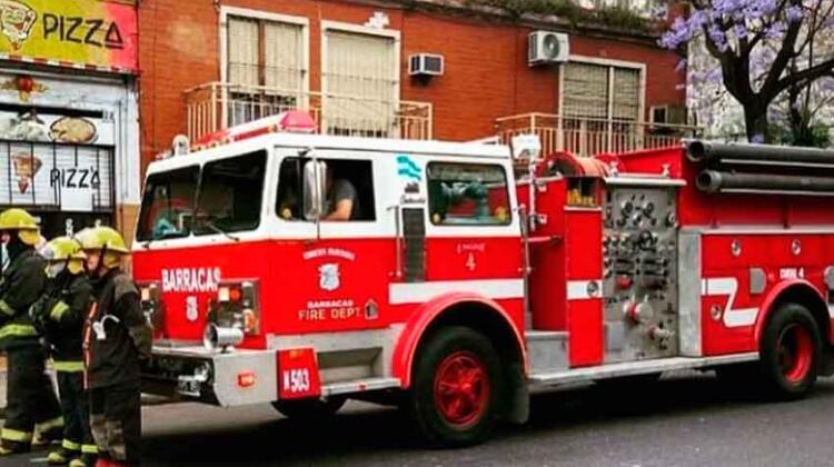 Cierran cuartel de bomberos voluntarios que funcionaba sin autorización